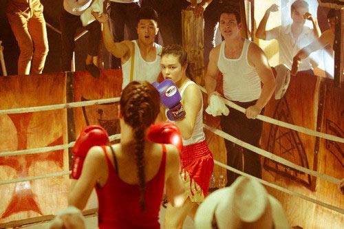 "ha ho ""mau lua"" tren san dau boxing - 7"