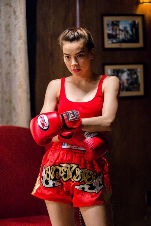 "ha ho ""mau lua"" tren san dau boxing - 2"