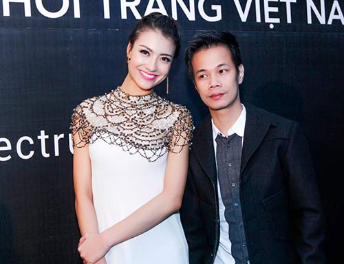 hong que sanh doi cung a quan next top model - 7