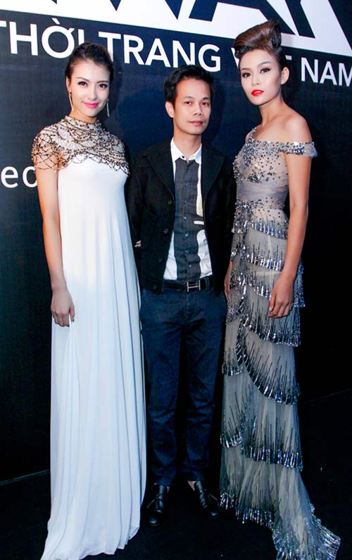 hong que sanh doi cung a quan next top model - 9