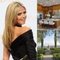 Nhà đẹp - Biệt thự 25 triệu USD tráng lệ của siêu mẫu Heidi Klum