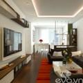 Không gian đẹp - Hoàn thiện nội thất nhà 98m2 với 400 triệu đồng