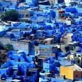 """Nhà đẹp - """"Thành phố xanh"""" giữa lòng sa mạc Ấn Độ"""