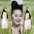 Người nổi tiếng - Tam Triều Dâng khoe vẻ đẹp trăng rằm