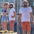 Làng sao - Leo DiCaprio bất ngờ lộ ảnh béo phì, xập xệ
