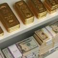 """Mua sắm - Giá cả - Giá vàng tăng, giá USD """"lao dốc"""""""