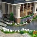 Nhà đẹp - Bố trí ao hồ trong nhà sai lầm dễ rước họa