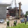 Tin tức - Hải Phòng: Sập cẩu công trường, 2 người chết