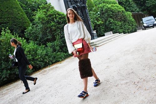 phong cach duong pho thu vi tai paris haute couture fw - 3