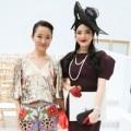Thời trang - Lý Nhã Kỳ quý tộc bên cạnh Châu Tấn thanh lịch