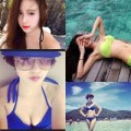 Làm đẹp - Hot girl Việt làm mẹ 'siêu chuẩn' với bikini