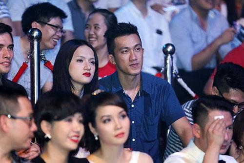 ban trai viet kieu cung chieu huong giang idol - 1