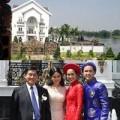 Nhà đẹp - Biệt thự nhà chồng Hà Tăng lên sóng truyền hình