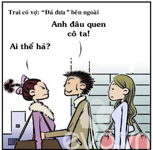 khac nhau: dan ong co vo va chua co vo - 8