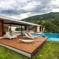 Nhà đẹp - Lướt qua nhà trên núi đẹp như tiên cảnh