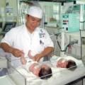Tin tức - Cứu trẻ sơ sinh 1 ngày tuổi mắc bệnh 'vạn người có một'