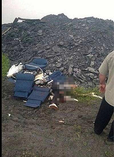 mh17 roi o ukraine: xac nguoi nam la liet tai hien truong - 18