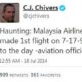 Tin tức - Những số 7 bí ẩn về chiếc máy bay MH17
