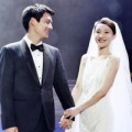 Làng sao - Nét đặc biệt trong đám cưới của Châu Tấn