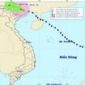 Tin tức - Bão số 2 suy yếu thành áp thấp nhiệt đới