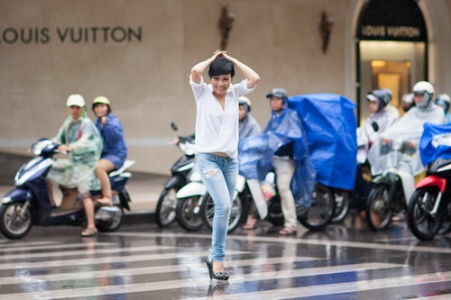"""phuong thanh yeu thich thoi tiet """"dong danh"""" ha noi - 9"""
