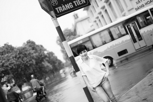 """phuong thanh yeu thich thoi tiet """"dong danh"""" ha noi - 18"""