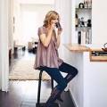 Làm đẹp - Mẹo giảm mỡ bụng bằng cafe