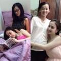 Làng sao - Khoảnh khắc đời thường của Angela Phương Trinh và mẹ
