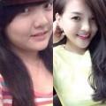 """Làm đẹp - """"Choáng"""" cân nặng quá khứ của hot girl Sài Gòn"""