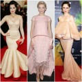 """Thời trang - Kiệt tác váy 3D làm """"say lòng"""" người đẹp giải trí"""