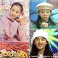 Làng sao - Moon Geun Young dễ thương khi còn nhỏ