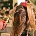 Làm đẹp - Đốt tóc để chữa tóc chẻ ngọn