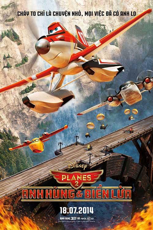 """""""planes 2"""" tang qua de thuong cho khan gia nhi - 1"""