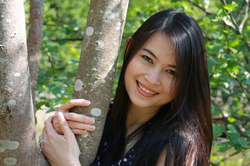 "vu mh17: tiec thuong nguoi phu nu ""hong nhan bac menh"" - 3"