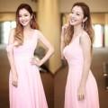 Thời trang - Jennifer Phạm đẹp nền nã với váy pastel