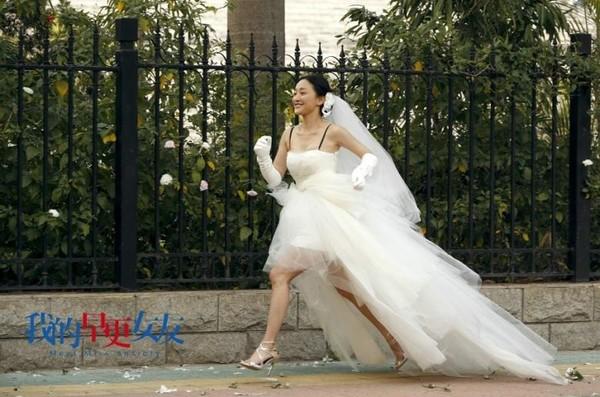 co dau chau tan say xin tren pho - 5