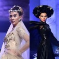 Thời trang - Võ Hoàng Yến mặc váy cưới kiêu sa