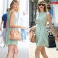 """Làng sao - Eva """"soi"""" 23/7: Taylor Swift lộ đầu gối """"củ lạc"""""""