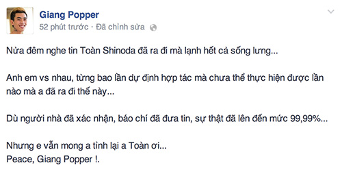 sao viet rung dong tin toan shinoda qua doi - 11
