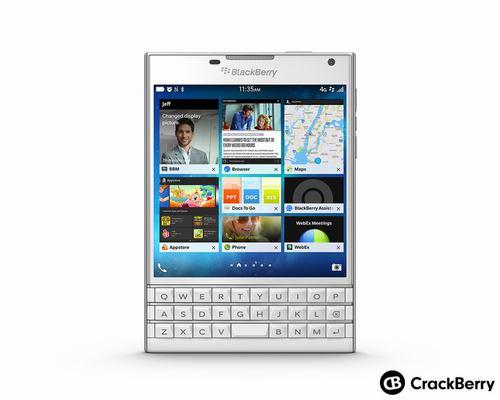 blackberry xac nhan passport phien ban trang ngoc trai - 2