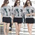Làng sao - Yoona (SNSD) lộ chân khẳng khiu đáng sợ