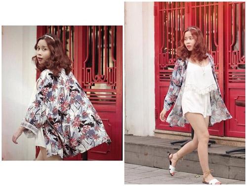 tuan qua: ha ho mac ao kimono cuc chat - 2