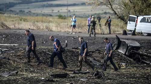 MH17: Nhiều nạn nhân không bao giờ được tìm thấy-1