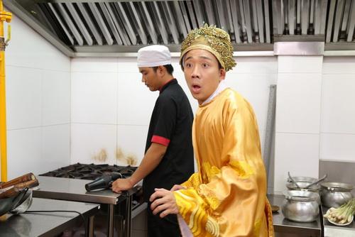 """Lộ ảnh Trấn Thành làm """"vua ham ăn""""-8"""