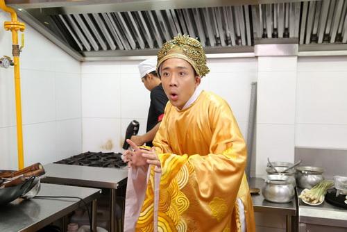 """Lộ ảnh Trấn Thành làm """"vua ham ăn""""-11"""