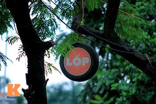 'Cây quảng cáo' miễn phí ở Hà Nội-7