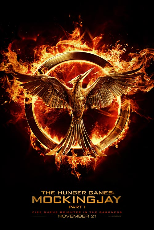 the hunger games tung poster chim hung nhai ruc lua - 7