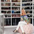 Thời trang - Sửng sốt trước tủ đồ đồ sộ nhất nước Mỹ