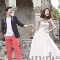 Làng sao - Lộ ảnh cưới của người đẹp phim Gia đình đá quý