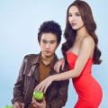 Làng sao - Yến Trang quyến rũ hot boy đồng tính Thái Lan